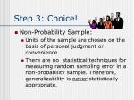 step 3 choice15