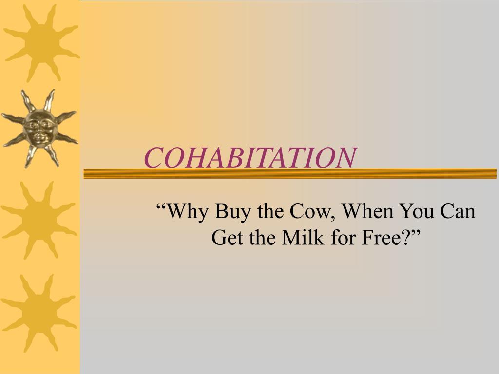 cohabitation l.