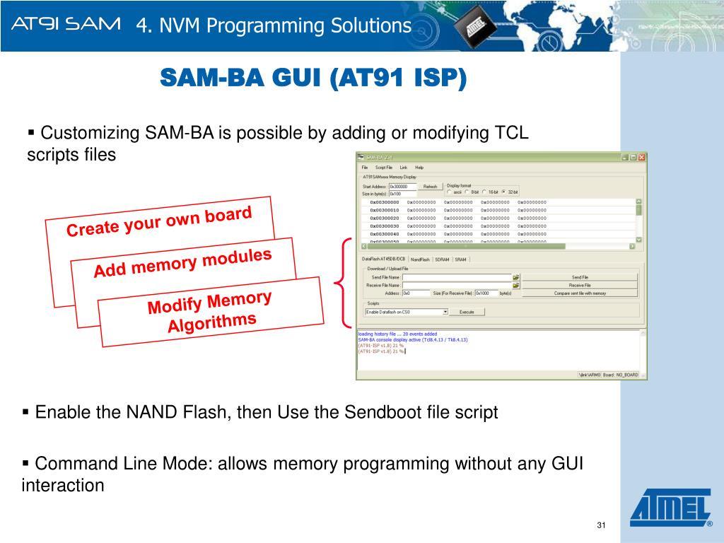 Tcl Flash File