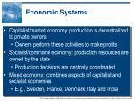 economic systems11