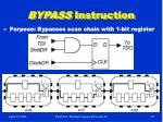 bypass instruction