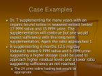 case examples21