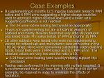 case examples22