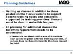 planning guidelines10