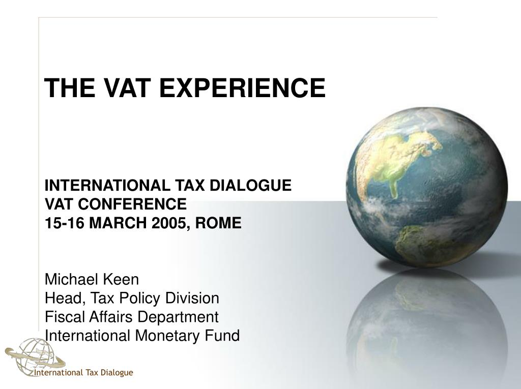 the vat experience l.