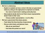 abstract ideas13