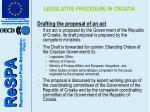 legislative procedure in croatia4