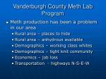 vanderburgh county meth lab program4