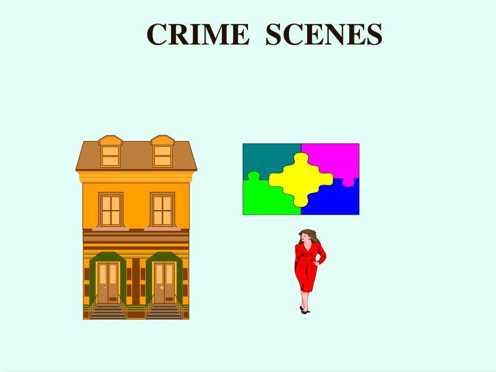 crime scenes l.
