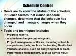 schedule control54