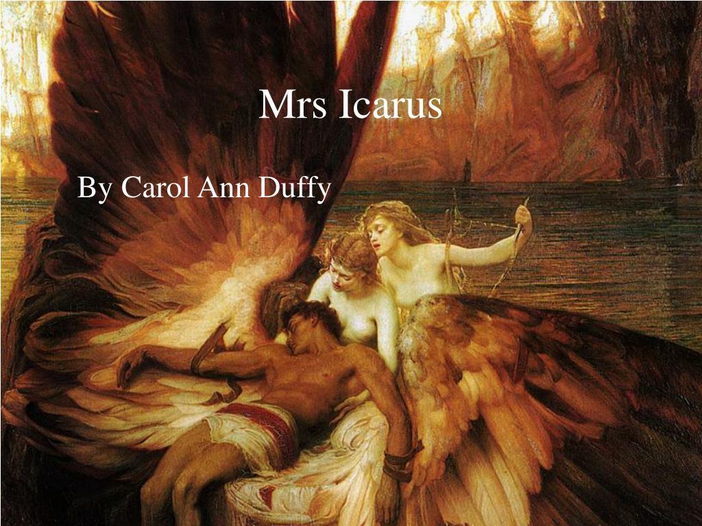 mrs icarus l.