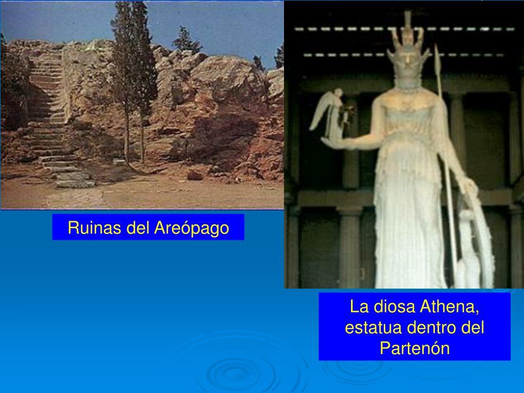 Ruinas del Areópago