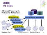 uddi the vision