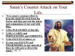 satan s counter attack on your life