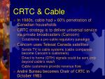 crtc cable