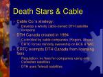 death stars cable
