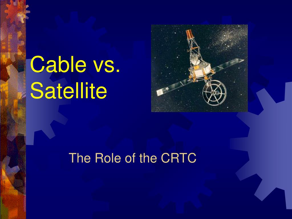 the role of the crtc l.