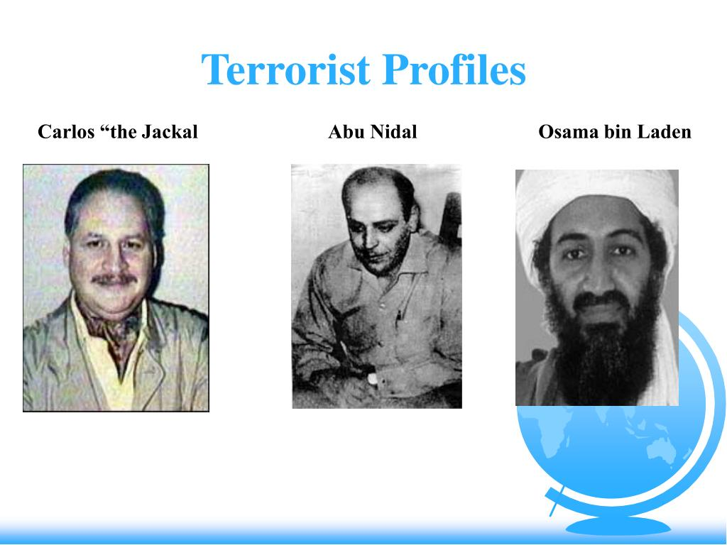 terrorist profiles l.