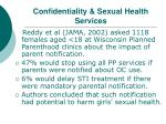 confidentiality sexual health services13