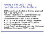 aufstieg bl te 1900 1939 horch gibt nicht auf die audi werke