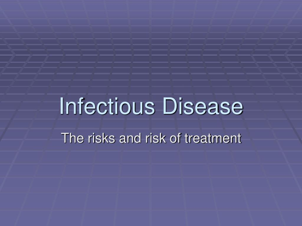 infectious disease l.