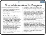 shared assessments program