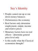 say s identity8