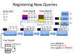 registering new queries15