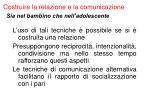 costruire la relazione e la comunicazione44