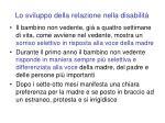 lo sviluppo della relazione nella disabilit34