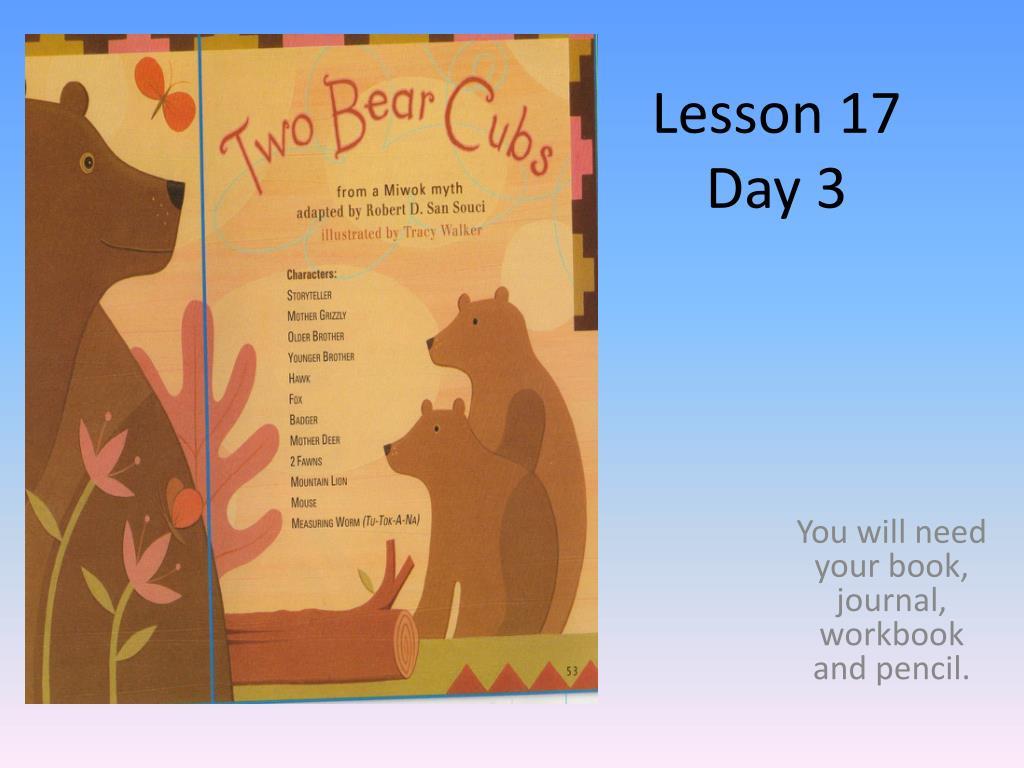 lesson 17 day 3 l.