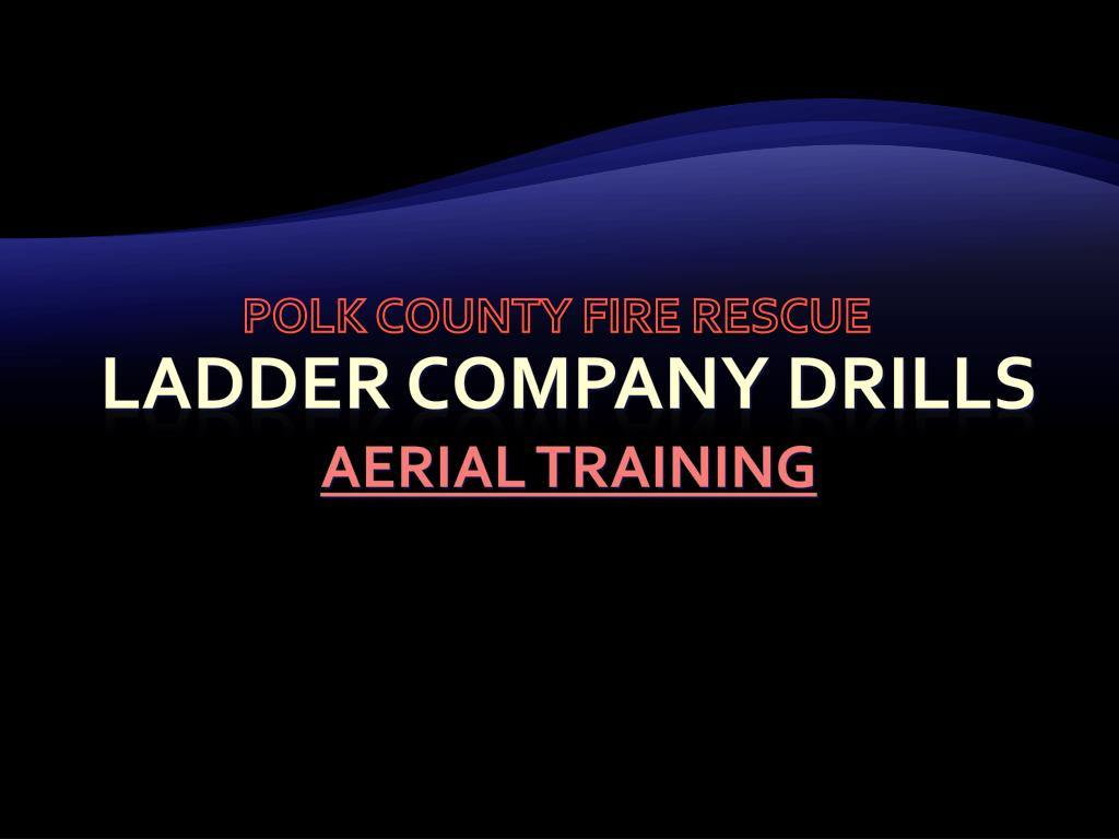 polk county fire rescue l.