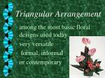 triangular arrangement2