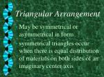 triangular arrangement3