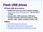 flash usb drives