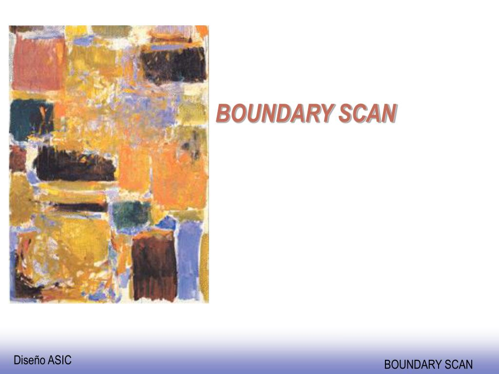 boundary scan l.