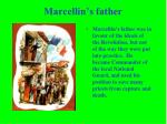 marcellin s father