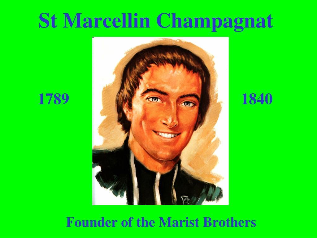 st marcellin champagnat l.