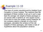example 11 10
