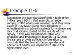 example 11 6