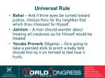 universal rule36