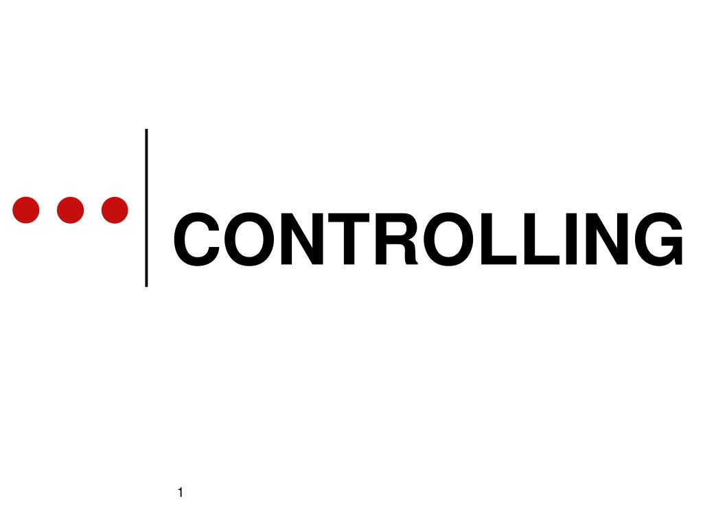controlling l.