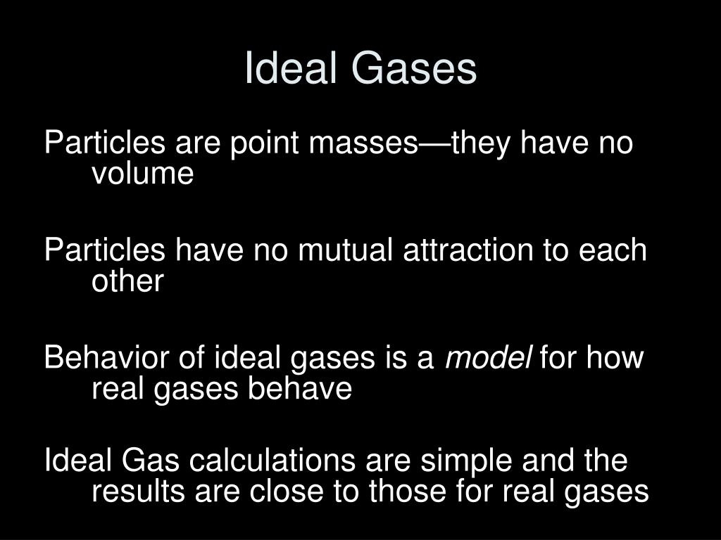 PPT - Kinetic Theory and Gases PowerPoint Presentation - ID