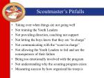 scoutmaster s pitfalls
