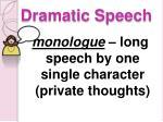 dramatic speech15