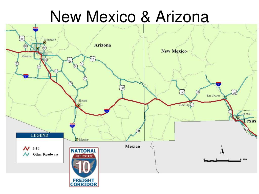 New Mexico & Arizona
