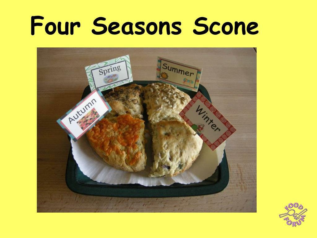 four seasons scone l.