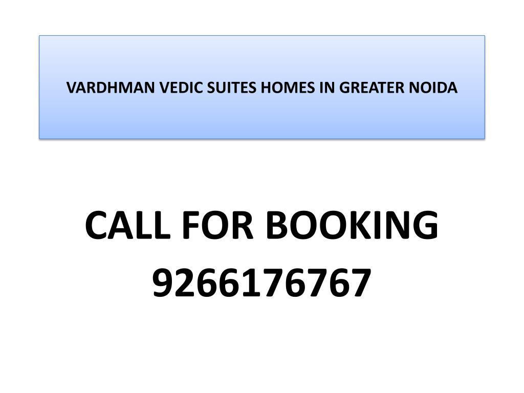 vardhman vedic suites homes in greater noida l.