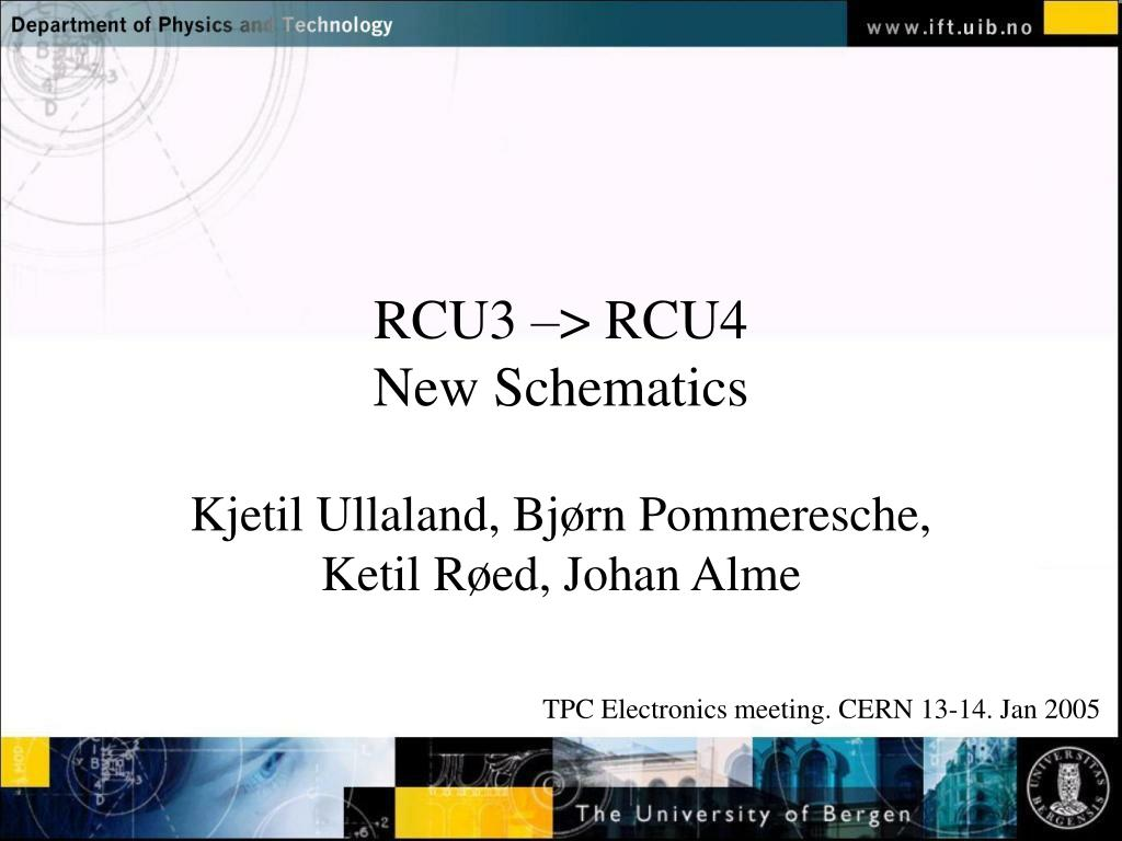rcu3 rcu4 new schematics l.