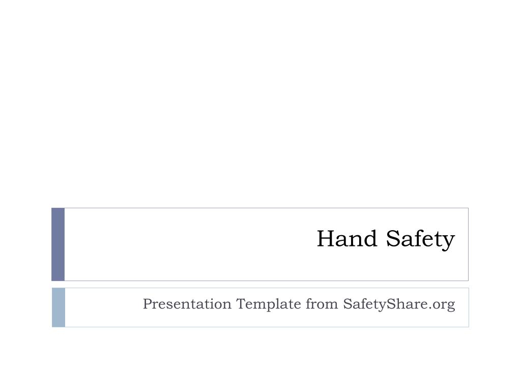 hand safety l.